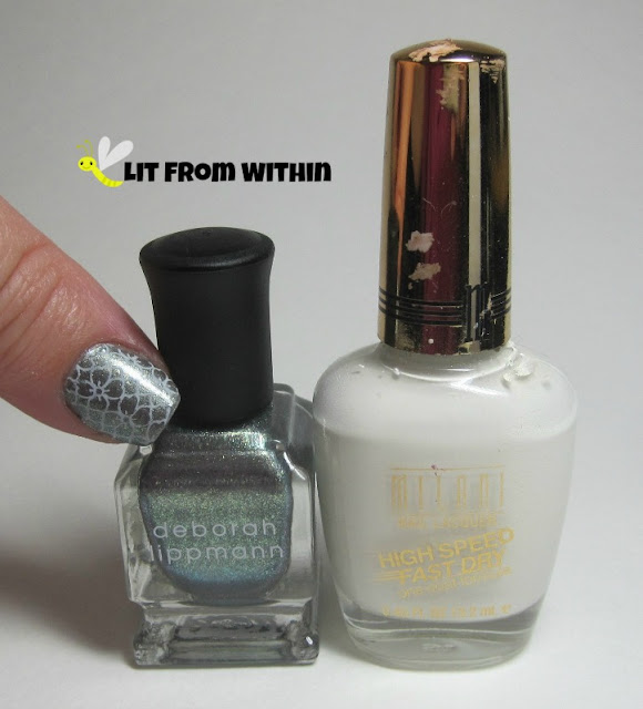 Deborah Lippmann Running On Faith, and Milani White On The Spot