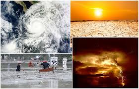 DONALD TRUMP: el cambio climático le costará la economía De Estados Unidos cientos miles de millones de dolares .