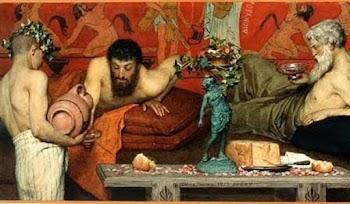 Γιατί οι αρχαίοι έβαζαν νερό στο κρασί τους