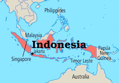 خلاصة تاريخ إندونيسيا مند العصر الحجري حتى العصر الإستقلالي