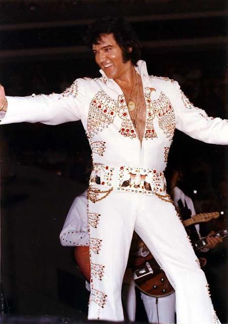 Elvis Jumpsuit Aguia