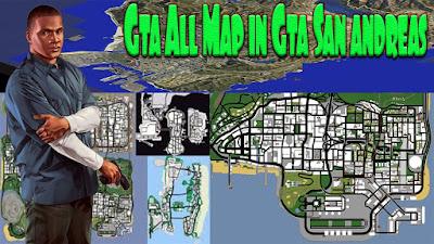 GTA  Sa Andreas Underground Full Game Setup Free Download