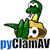 [pyClamd] Using Clamav with python
