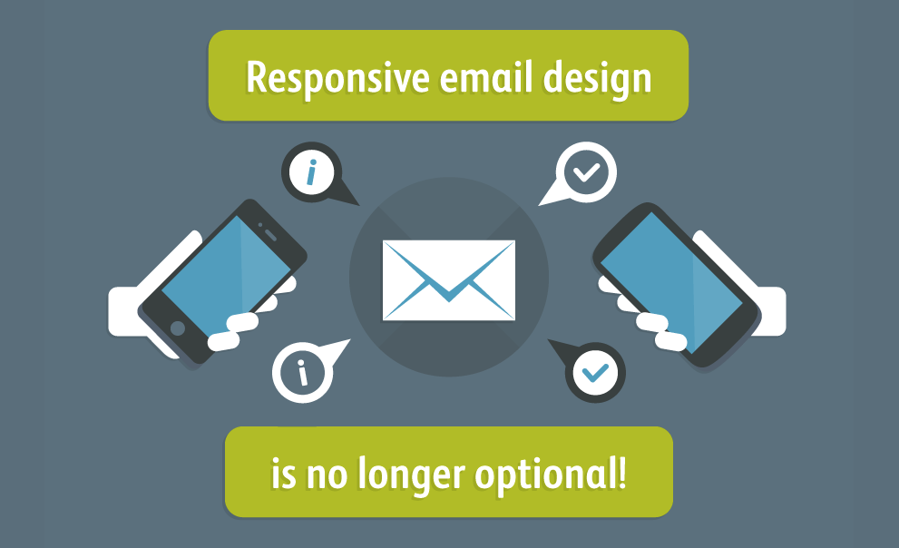 Why Responsive Email Design Is No Longer Optional - #infographic