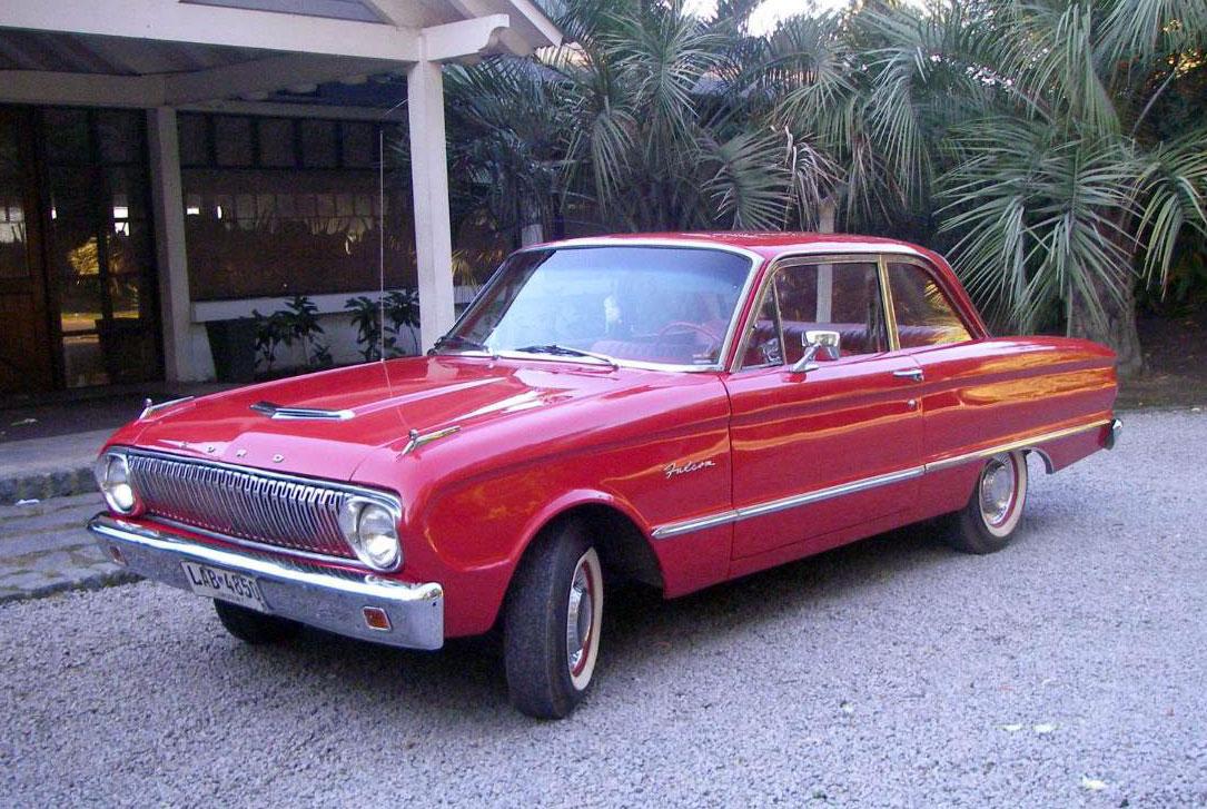 El Blog de Test del Ayer: Ford Falcon 1962 2 puertas en