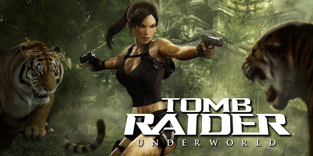 tomb raider underworld free  full version game