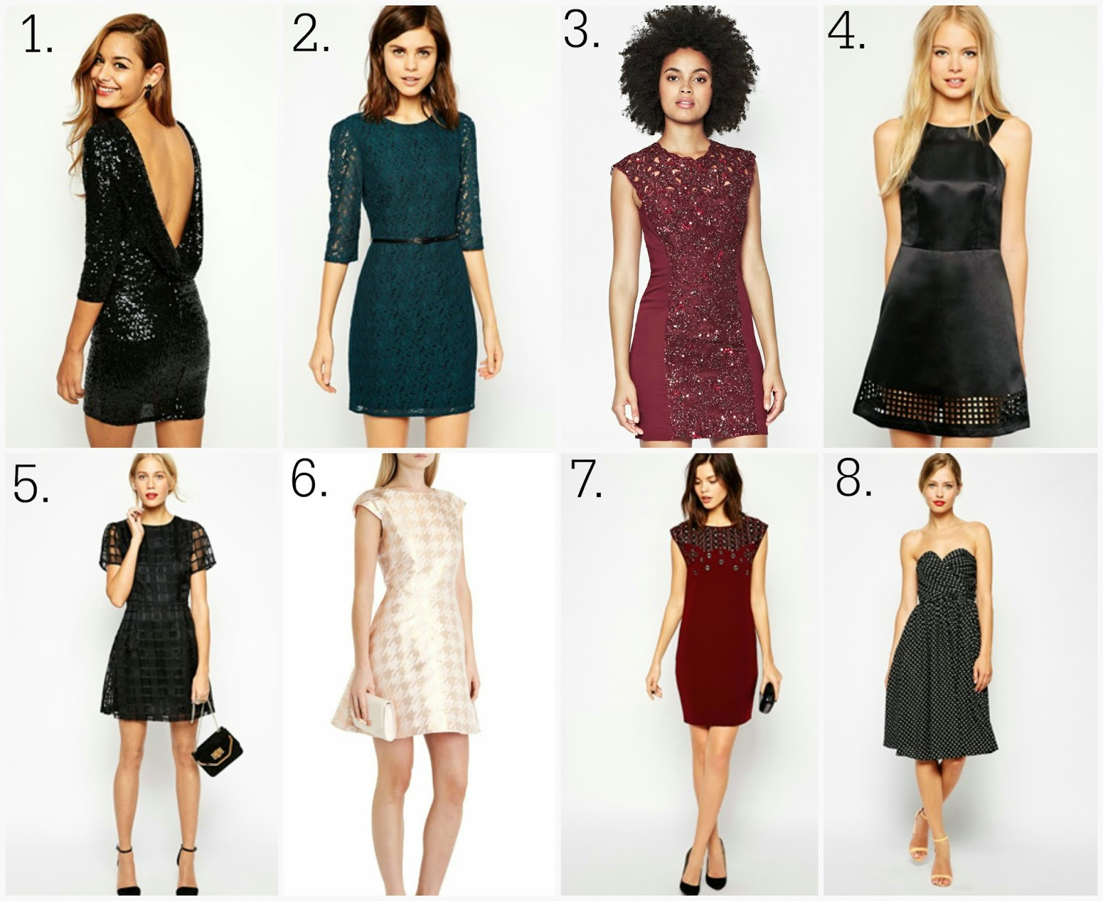 Christmas Party Outfits.Christmas Party Dresses 2014 Lux Life London