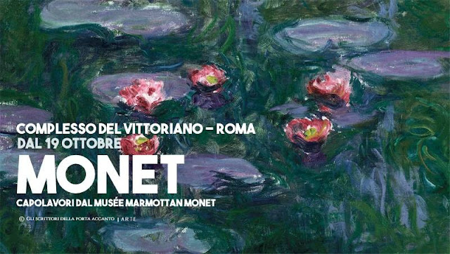 Mostre Arte Italia Ottobre - Mostra Monet a Roma