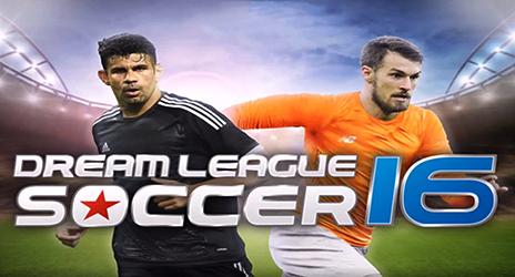 Dream League Soccer 2016 Logo & Kits