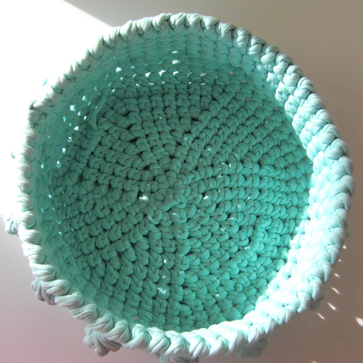 Eco Textile Studio Hoe Ook Jij Een Rond Kleedje Kan Leren Haken In