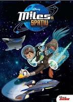 Miles in spatiu desene animate pentru copii