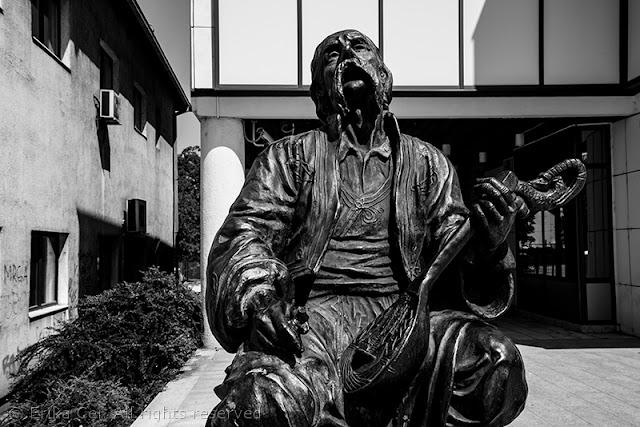 Bijeljina statua Bosnia