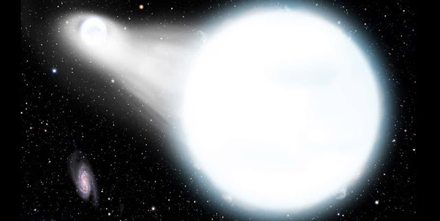 Mukremin Kilic, OU astrophysicist, and team have discovered two detached, eclipsing double white dwarf binaries with orbital periods of 40 and 46 minutes, respectively. Only a handful of white dwarf binaries are know with orbital periods less than one hour in our galaxy and most were discovered by Kilic and colleagues. Credit: University of Oklahoma