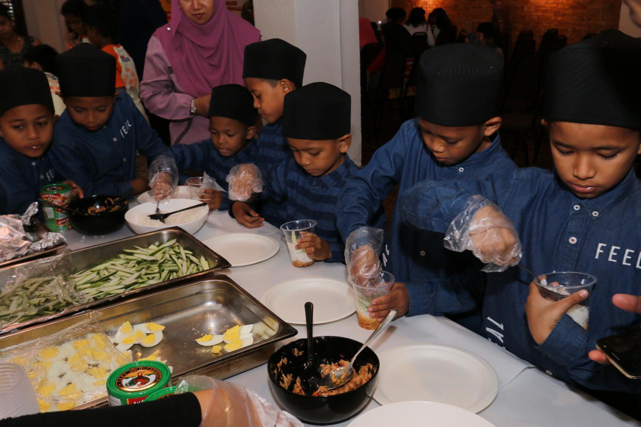 ayam brand, festival food, makanan sihat untuk kanak-kanak, program csr