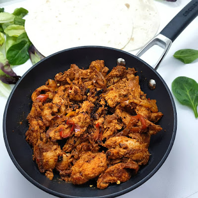 Chicken Fajita Mix fakeaway mexican slimming world