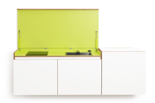 Miniki sistema cucine per piccoli spazi