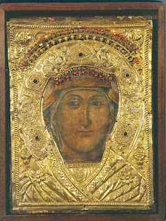 Η Παναγία Εικονίστρια της Σκιάθου - Στη Παναγιά τη Σαλονικιά