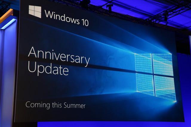Por si acaso, mucho cuidado con Windows 10 Anniversary Update