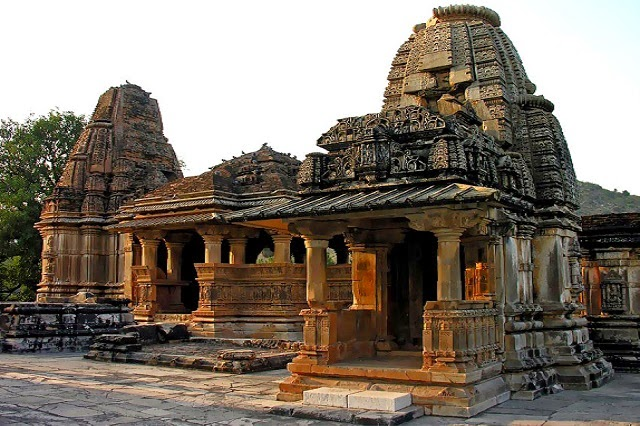 Eklingji Temple - A architectural marvel