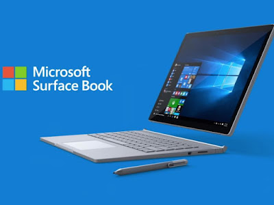 Surface Book of Microsoft