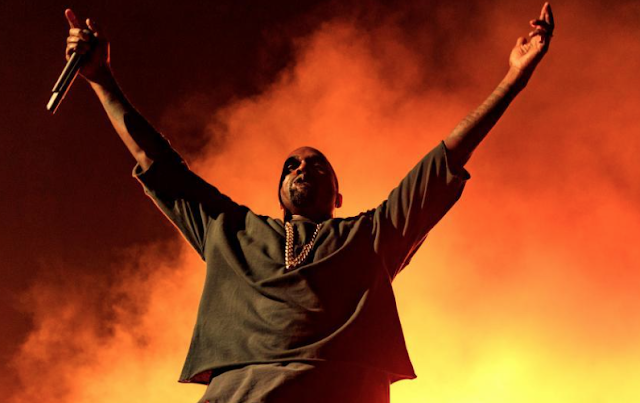 Kanye is America's last rock star