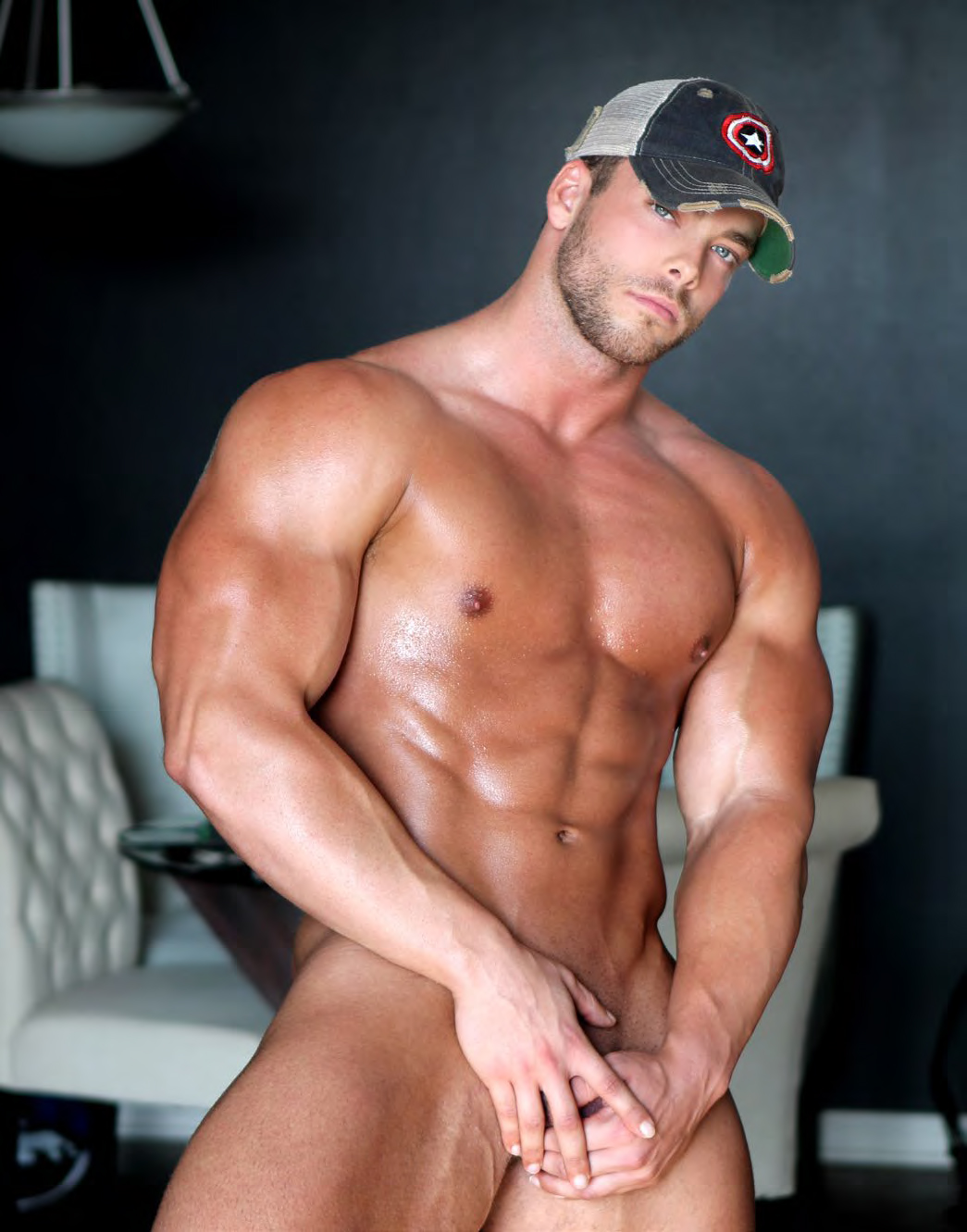 Guy muscle sex