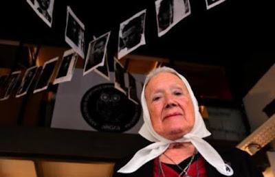 """Argentina. Nora Cortiñas rechazó por """"hipócrita"""" la idea de """"reconciliación"""" de la Iglesia"""