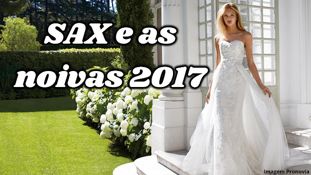 vestidos de noiva na SAX Department