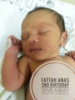 FATTAH ANAS 2ND BIRTHDAY GIVEAWAY