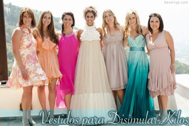 8bf8b23d73 5 Tips  Vestidos de Fiesta para Disimular Kilos Extras - Beverly