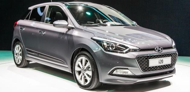Hyundai İ20 Manuel 2017