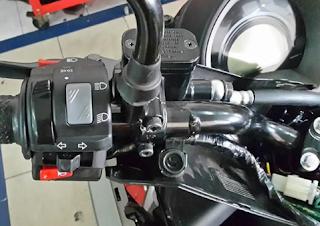 Cara Pasang Saklar Lampu di Motor AHO