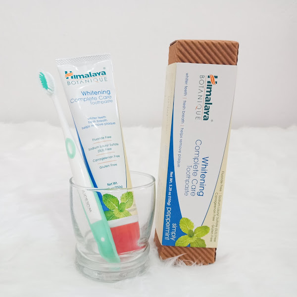 Himlaya Herbals Whitening Complete Care Toothpaste