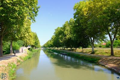 Le Chameau Bleu - Blog Voyage et Gastronomie - 10 choses à savoir sur le Canal des 2 mers à Vélo