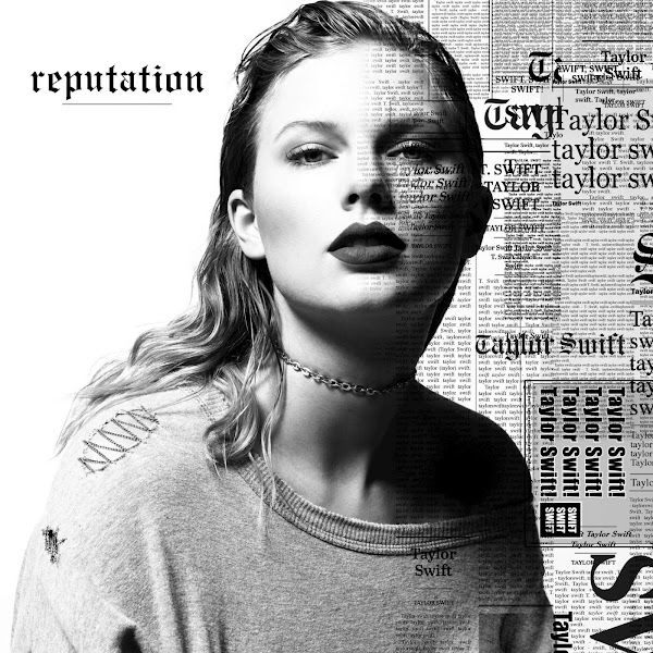 Taylor Swift - Look What You Made Me Do - Single Cover