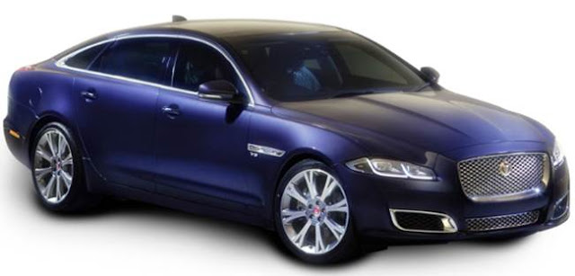 2017 Jaguar XJ Redesign