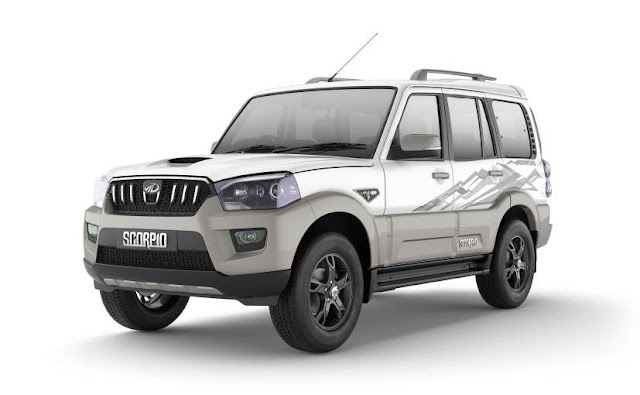 Mahindra Scorpio Adventure Edition new