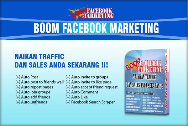 Boom Facebook Marketing