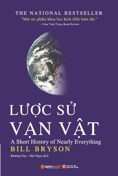 A Short History of Nearly Everything - Lược sử vạn vật