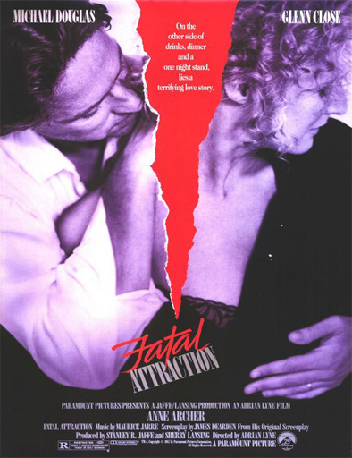 Ver Atracción fatal (Fatal Attraction) (1987) Online