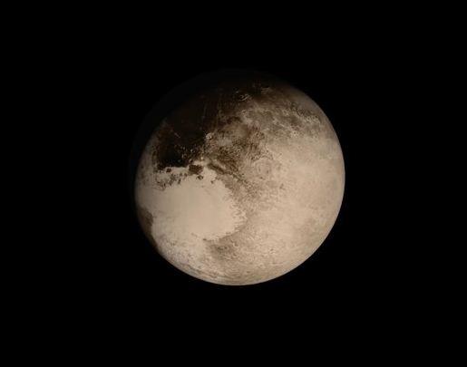 NASA Revela Breve e Impactante Video de Plutón 2