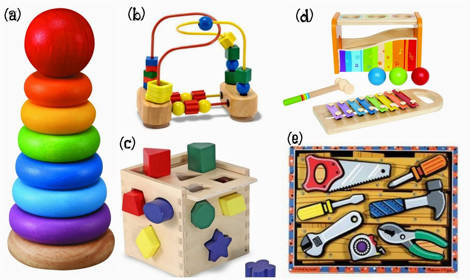 our homemaking story: classic/wooden toy gifts - 1 yr old boy