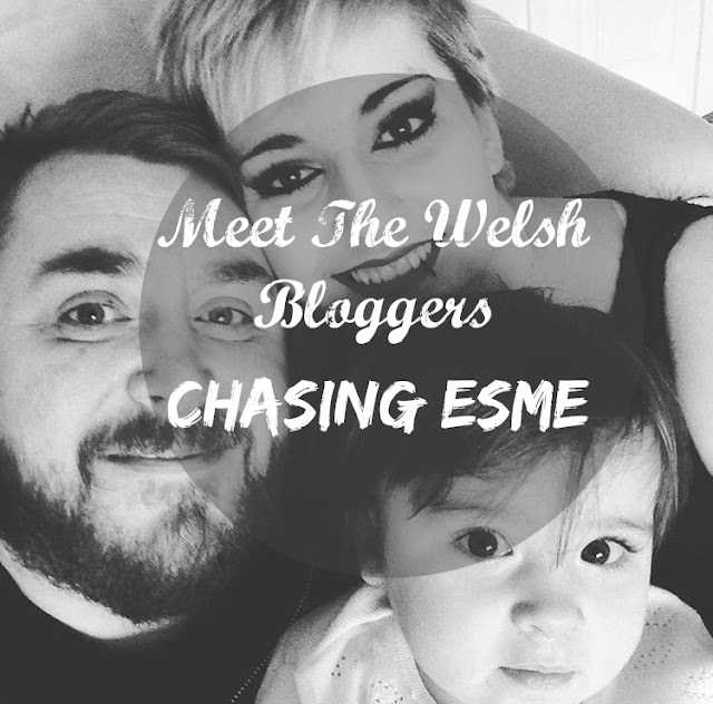 Meet the Welsh Bloggers Series - An interview with Tamsin of Chasing Esme