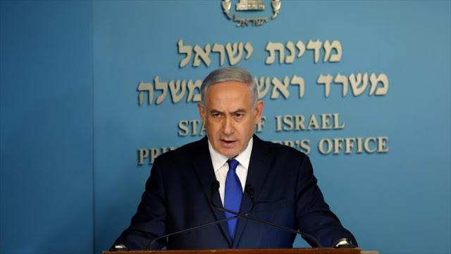 Netanyahu: Es posible que EEUU ataque a Siria