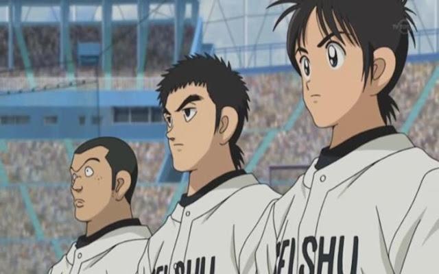 Anime sport romance yang sangat seru