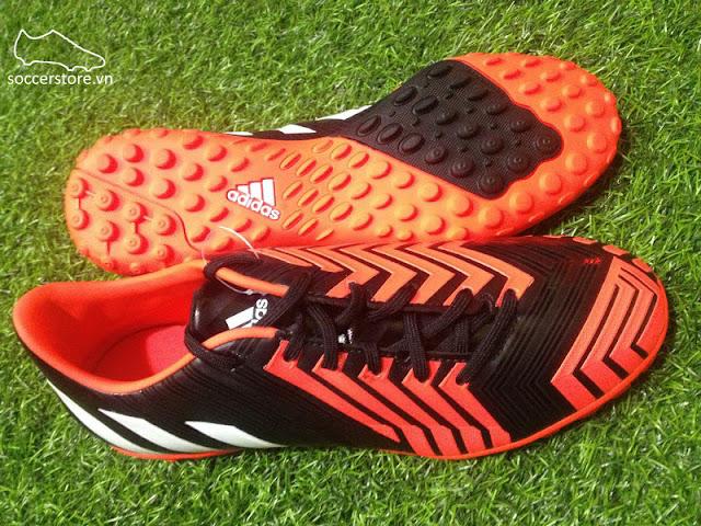Adidas Predator Absolado Instinct TF Core black- White- Solar Red B24165