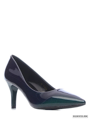 Zapatos Azules para Mujeres