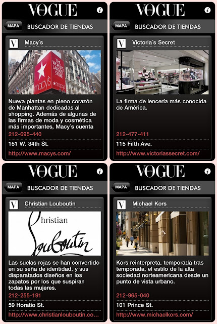CMP : VOGUE CITY GUIDE