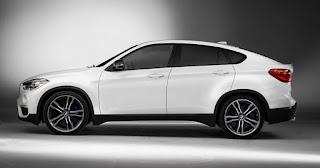 Data Uscita BMW X2, quando esce? Presentazione a Ottobre nel salone di Parigi