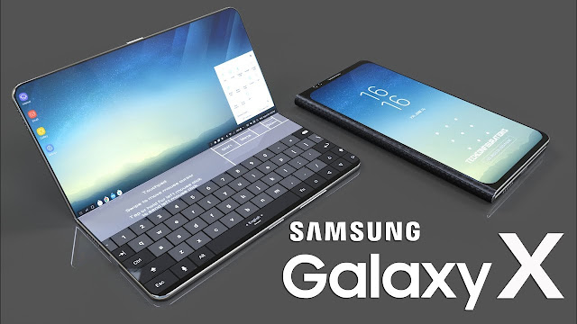 3 Screens ??? YES The Samsung Galaxy X will feature 3 Screens Acording to Leaks